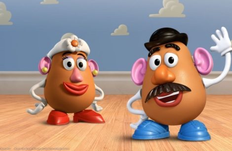 M. et Mme Patate